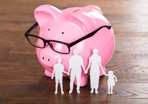 Child Trust Fund cash
