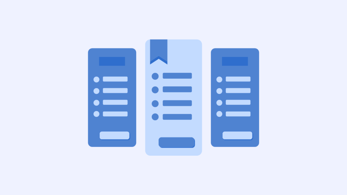 Tiered pricing model model icon